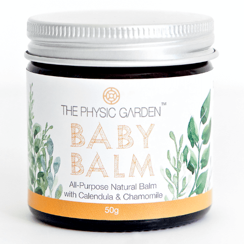 The Physic Garden Baby Balm - 50g - Hummingbird Sings
