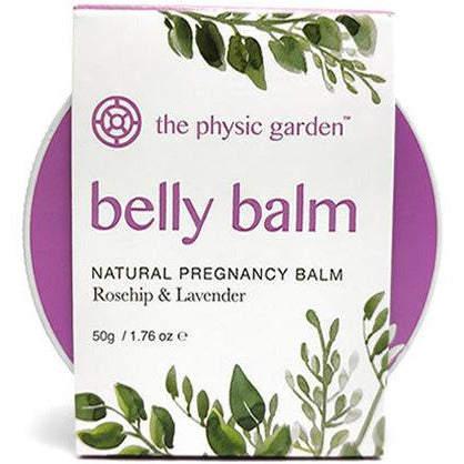 The Physic Garden Belly Balm - 50g