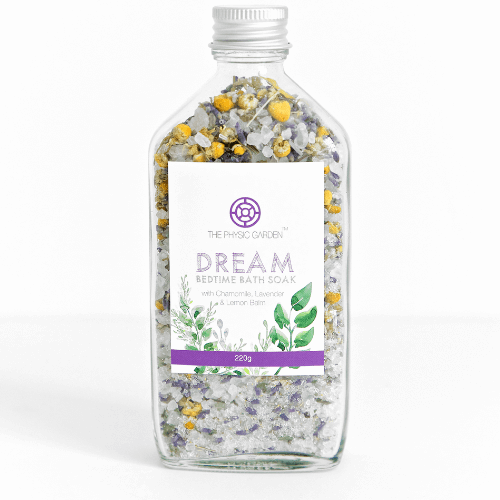 The Physic Garden Dream Bath Soak - 220g - Hummingbird Sings