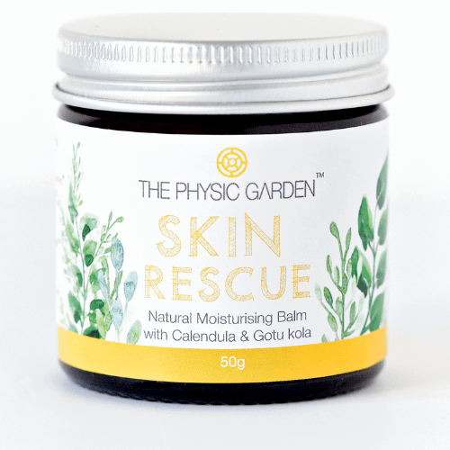 The Physic Garden Skin Rescue - 50g - Hummingbird Sings