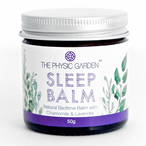 The Physic Garden Sleep Balm - 50g - Hummingbird Sings