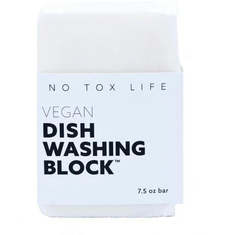 Zero Waste Dish Washing Block™ Bar 200g - Hummingbird Sings