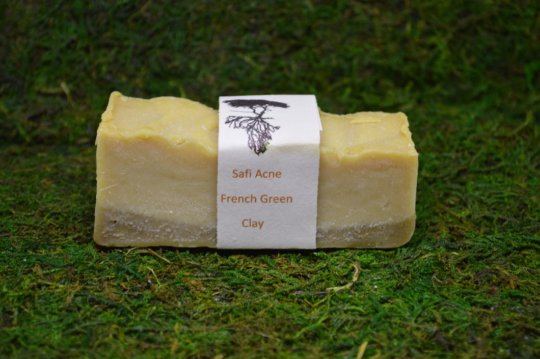 French Green Clay Acne Soap