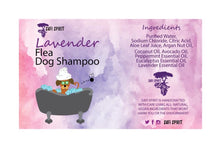 Load image into Gallery viewer, Lavender Flea Dog Shampoo