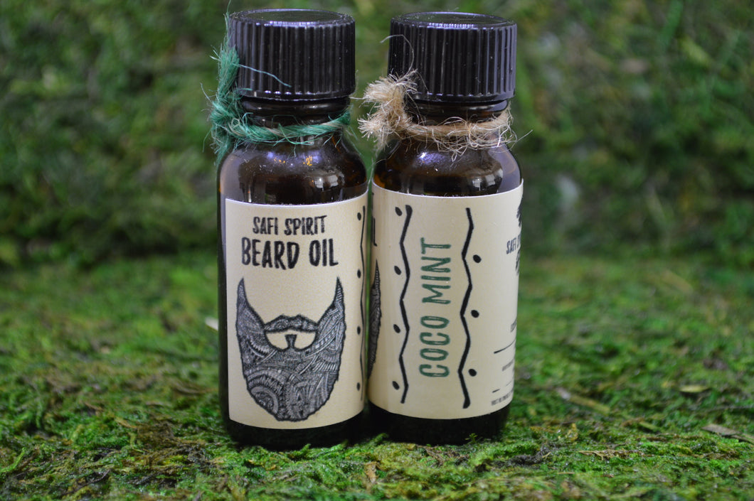 Coco Mint Beard Oil