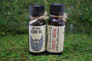 Forest Haven Beard Oil