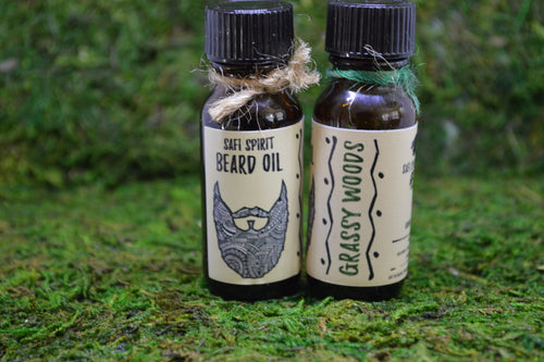 Grassy Woods Beard Oil