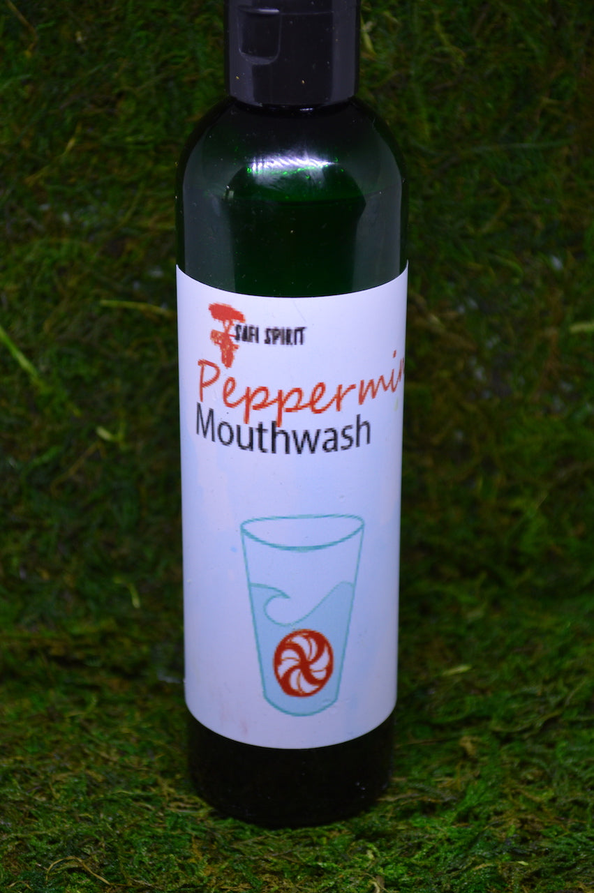 Peppermint Mouth Wash