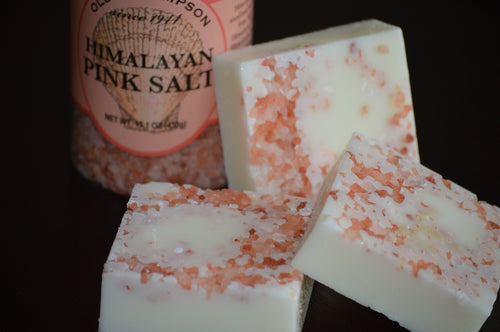 Pink Sea Salt Soap