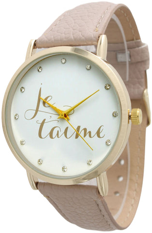 Adore Rhinestone Watch