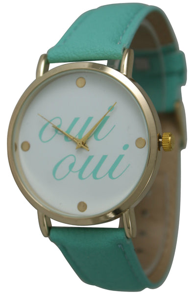 Oui Oui Watch