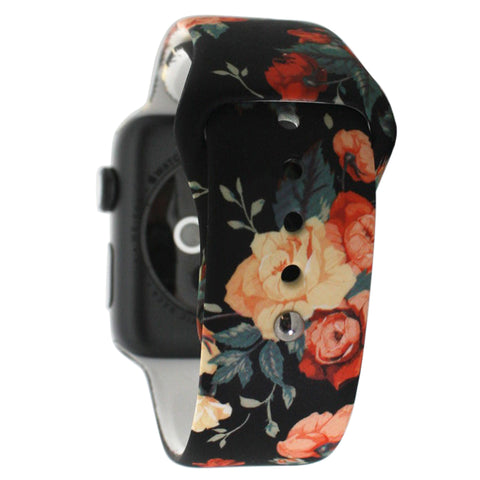 Trendy Printed Apple Watch Bands