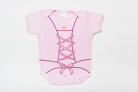 Super Cute Ballerina Onesie!