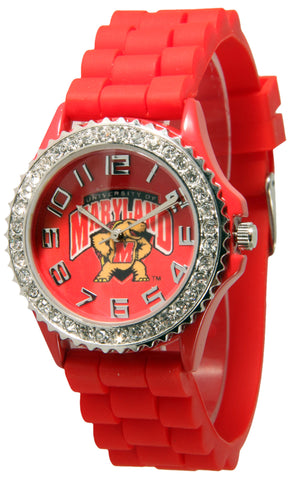 Officially Licensed Silicone Collegiate Watches
