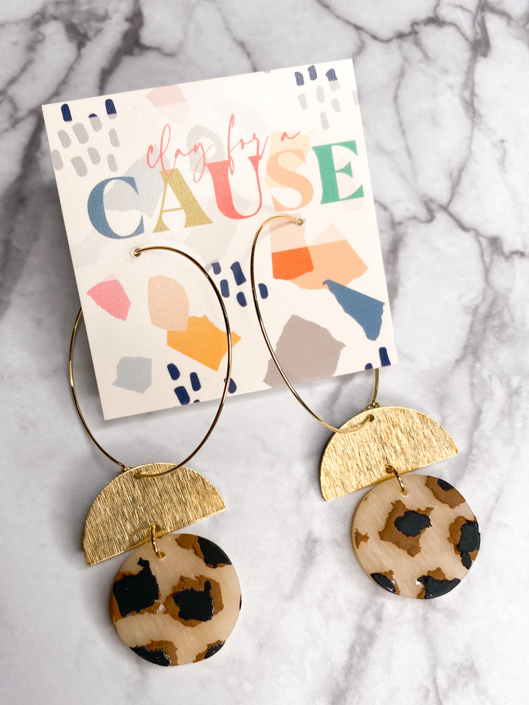 Clay For A Cause Bexley Earring