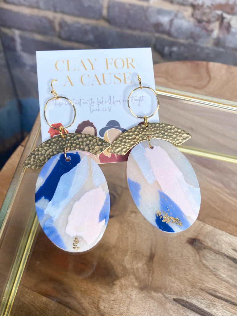 Clay For A Cause Jana Earring
