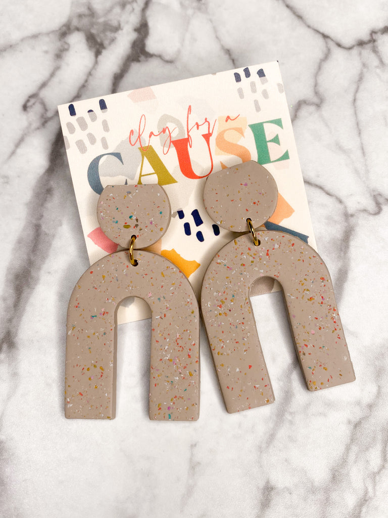 Clay For A Cause Hannah Earring