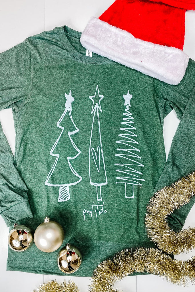 O' Christmas Tree Tee (preorder)