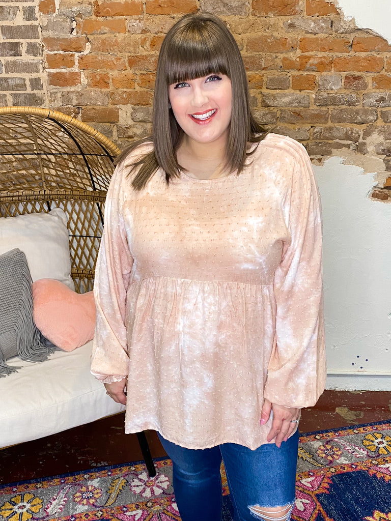Living In A Dream Blouse