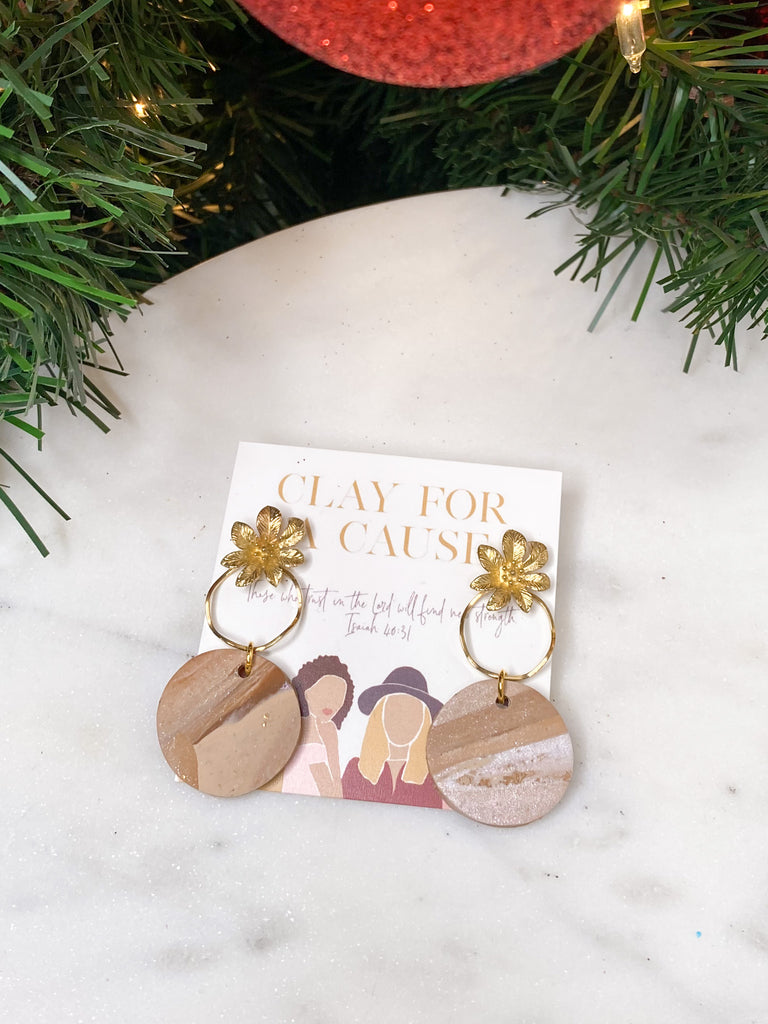 Clay for a Cause Eloise Earring