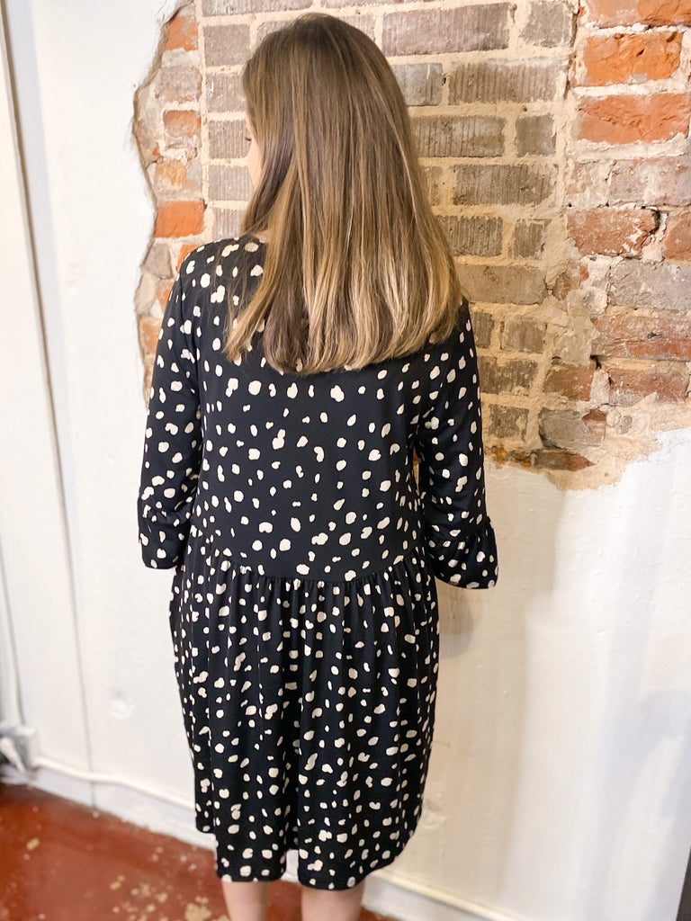 Gimme' All The Spots Dress