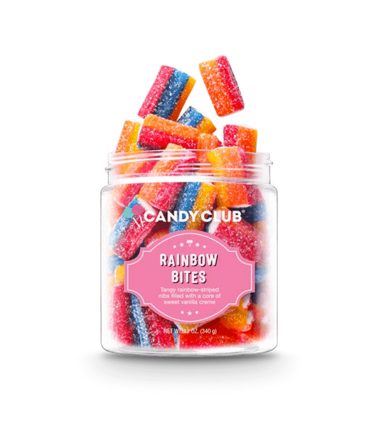 Candy Club: Rainbow Bites