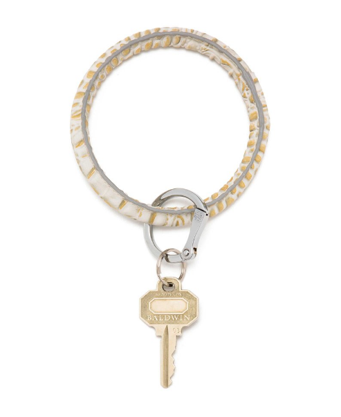 O-Venture Key Ring: Luxe