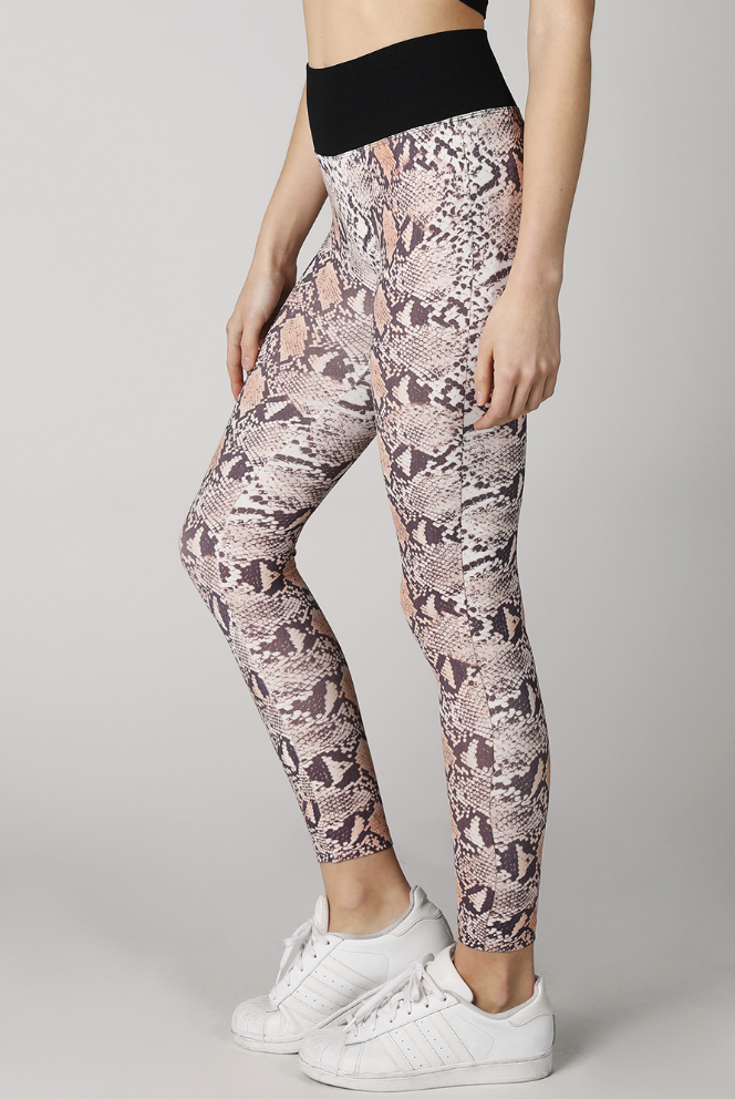 Nikibiki Printed Leggings