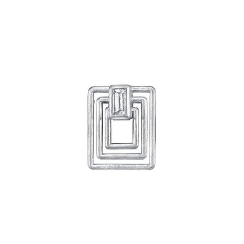 Colony Rectangle Stud