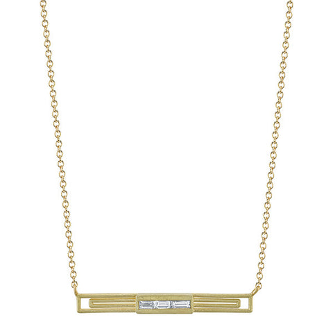 Eastern Bar Necklace