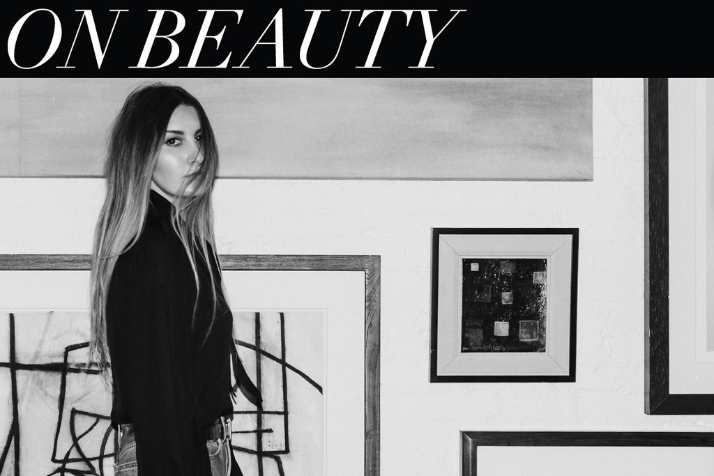 On Beauty: Allison Bornstein
