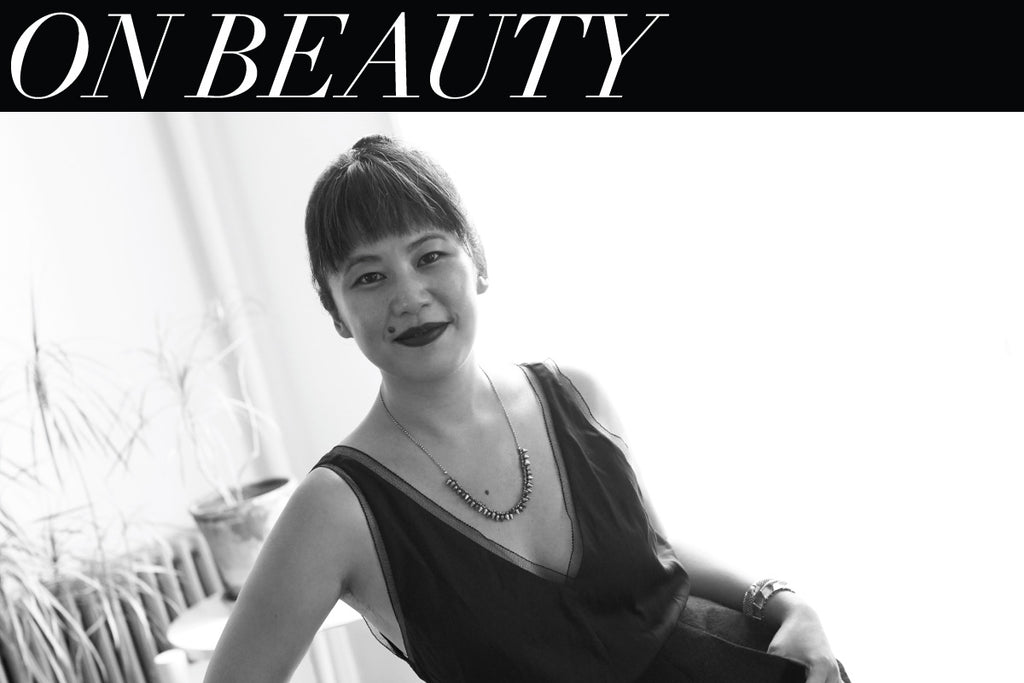 On Beauty: Sandra Lanshin Chiu