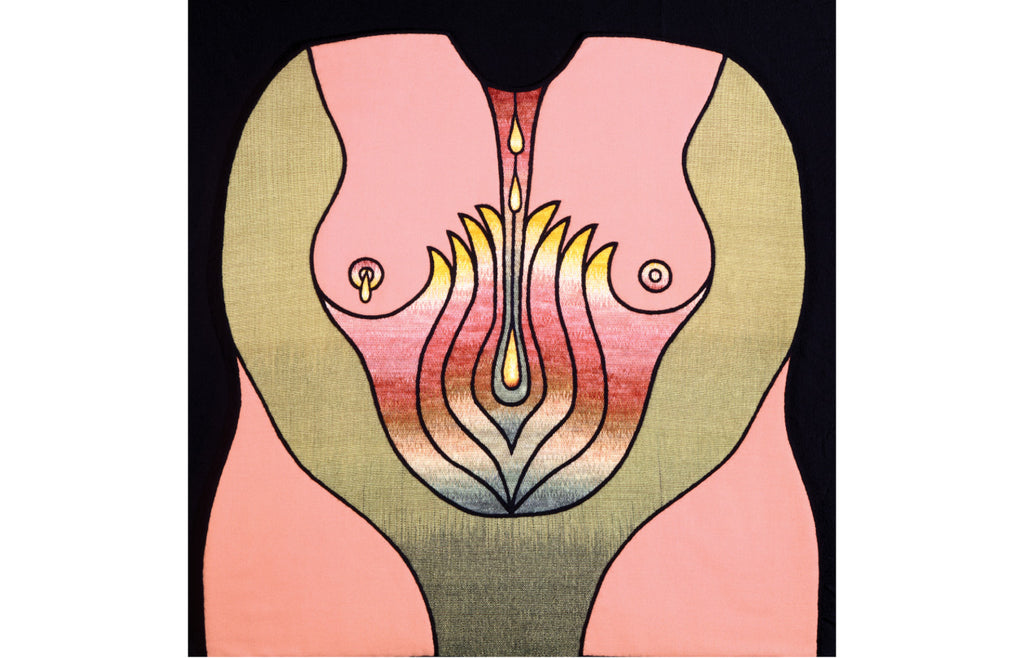 Judy Chicago, Birth Story