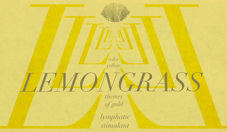 lemongrass poster