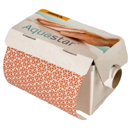Mirka Aquasta Waterproof Sanding Sheet Rolls, FW-130 Series