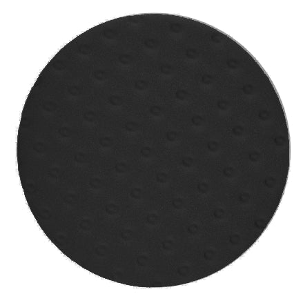 "Mirka 8"" Black Foam Polishing Pad, MPADBF-8"
