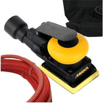 "Mirka 3"" x 4"" Sander, Self-Generating Vacuum, Orbital, MR-34DB"