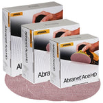 Mirka Abranet Ace HD Sanding Disc Collection