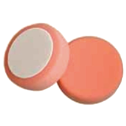 "Mirka 3"" Orange Euro Foam Cutting Buff Pad, 6-Pack, 5723-OP"