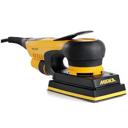 "Mirka 3.2"" x 5.2"" DEOS 353CV 3.0mm Electric Orbital Vacuum Ready Sander, MID3530201US"