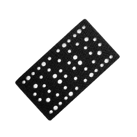 "Mirka 3"" x 5"" x 0.28"" 54-Hole Interface Pad, #9135"