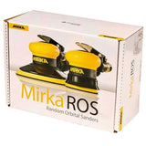 "Mirka MR 3"" Sander, Vacuum-Ready, 5mm R.O., MR-350CV"