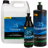 Mirka Polarshine 35 Coarse Compound Collection