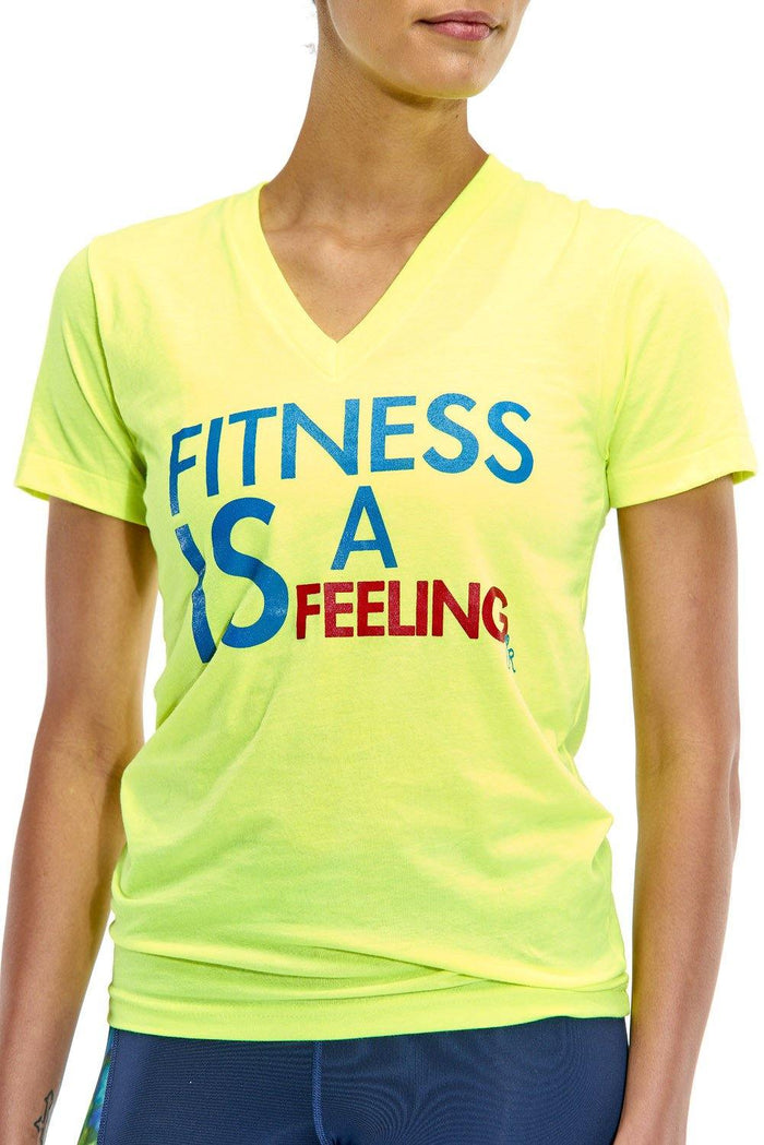 Fitness Is A Feeling