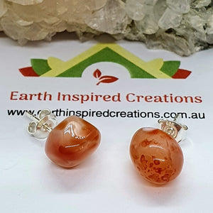 agate earrings