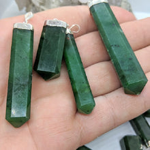 Load image into Gallery viewer, Nephrite Jade Pendants