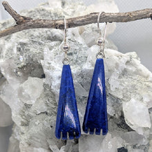 Load image into Gallery viewer, Lapis Lazuli Earrings