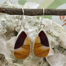 Load image into Gallery viewer, Mookaite Earrings