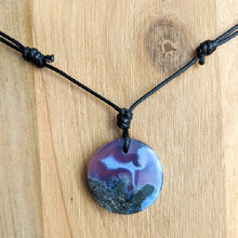 Load image into Gallery viewer, purple moss agate