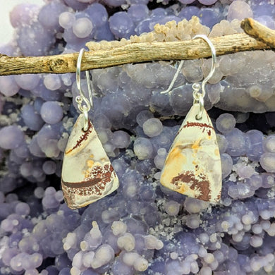 Sonora Dendritic Jasper Earrings